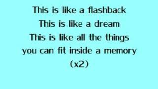 Calvin Harris - Flashback lyrics