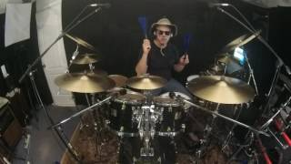 Willie Nelson - On The Road Again - Drum Cover