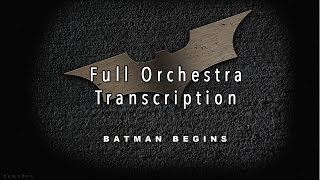 Hans Zimmer - Corynorhinus COVER (Full Orchestra)