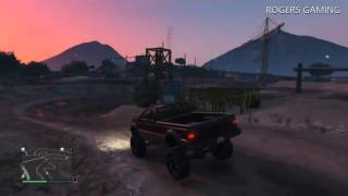 Mud digger by colt ford. GTA music video
