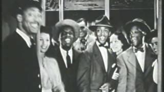 """Delta Rhythm Boys """"Take The A Train""""  1942"""