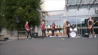The Endless Fire - Sweet dreams (Eurythmics Cover) - Live Iława 03.09.2016r.