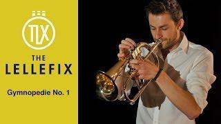 Gymnopedie No 1 - Erik Satie - Trumpet cover (Flugelhorn)