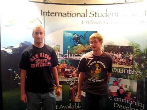ISV Review: Joe and Travis from San Diego State University