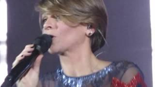 Alessandra Amoroso live Avro' cura di tutto @ Bologna