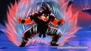 Son Goku's Kaio-ken!!! - Inside The Fire - Disturbed | AMV