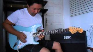 Paul McCartney NO MORE LONELY NIGHTS (David Gilmour's solo) by Ulisses Miyazawa