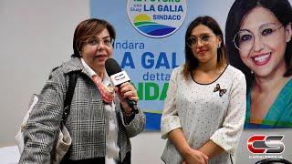 Giusy La Galia sindaco di Gioiosa Marea - www.canalesicilia.it