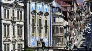 """A Cidade do Porto -The city of Oporto """"Rui Veloso - Não me Mintas"""""""