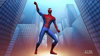 📽 - Spiderman bailando Thiller de Michael Jacson - ✔️