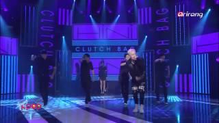 Clutch bag - KimMinJae #SMTM4 (CUT)