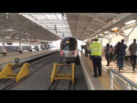 Gautrain (For people on the move) 2010-South Africa