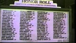 Channel 56, WYIN sign off, 2000