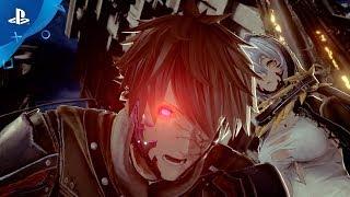 Code Vein   Launch Trailer | PS4