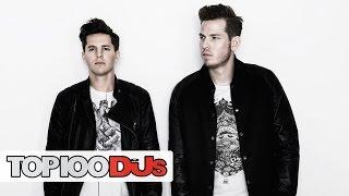Firebeatz - Top 100 DJs Profile Interview 2014