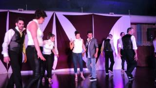 Madessimo (Kizomba) at the Madessimo Madness in Bromont on April 24th 2015