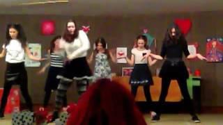 Zumba dance- Toca Toca