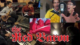 El Baron Rojo - Opening (Latino) COVER (Neko Machine).