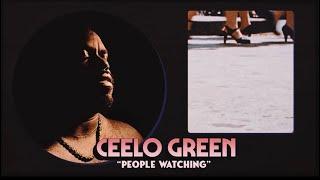 CeeLo Green - People Watching