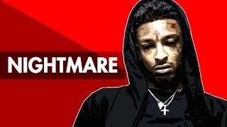 """NIGHTMARE"" Trap Beat Instrumental 2017 