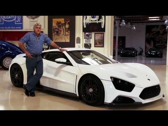 Zenvo - Jay Leno's Garage