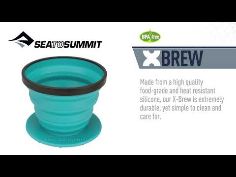 Coador de café X-Brew - Sea to Summit