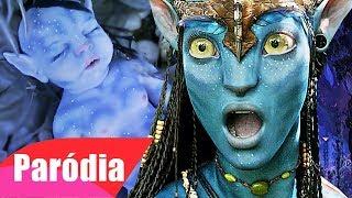 Avatar do Barraco - Quero a Pensão do Bebê (Paródia/Redublagem)