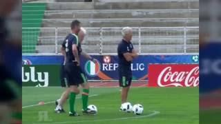 Momentos Engraçados do Euro 2016