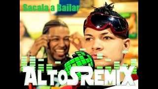 Sacala a Bailar AcaPeLLa Mix   Jowell  Randy  AltoSRemiX ®