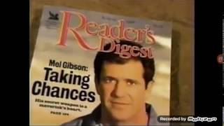 Reader's Digest Magazine Subscription TV Commercial 1999
