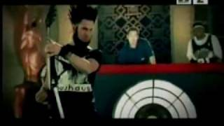 static x & linkin park - its going down