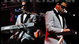 RAY Charles Raps GOLD DIGGER Like Kanye West & Jamie Foxx / Pete Peterkin