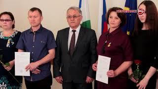 Многодетные семьи получили сертификаты на улучшение жилищных условий