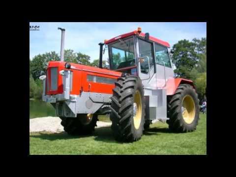 En İlginç Traktörler ve Tarım Makinaları