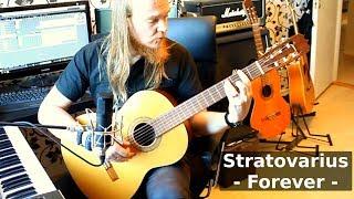 Stratovarius - Forever - cover by Andi Kravljaca