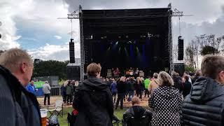 Johnny Madsen - Halvgal Halbal. Live d. 19-8-2017 Open Air, Denmark