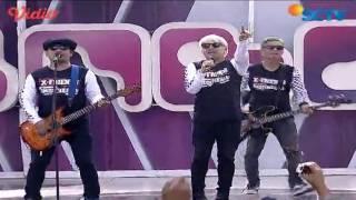 Tipe X - Boyband (Live on Inbox)