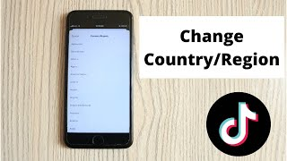 How to Change Tik Tok Region/Country/Location  || New Musically Update