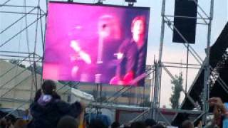 Roxette - Sleeping in my car live in Bucharest, Romania May 30th 2011
