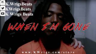"""Mozzy Type Beat 2017 - """"When I'm Gone"""""""