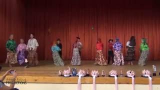 Clasele a II-a și a III-a, Școala Cenei - Dans Țigănesc