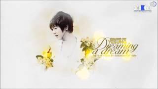 [SuJu Team@360Kpop][Vietsub+Kara] Yesung - Dreaming A Dream