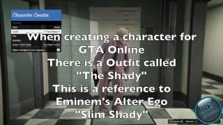 Eminem Reference / Easter Egg in Grand Theft Auto V (GTA Online)