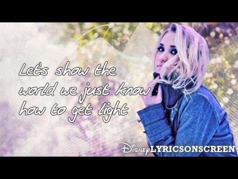 emily-osment-gotta-believe-in-something-lyrics-video-hd-disneylyricsonscreen