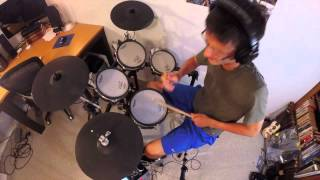 """""""Handlebars"""" by Flobots (Drum Cover)"""