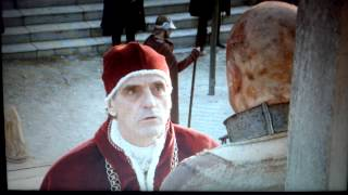 Incineração de frei Girolamo Savonarola pt 1