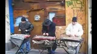 Street Music, Brussels
