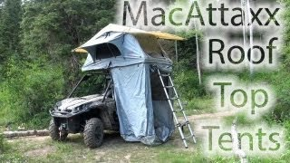 macattaxx side by side roof top tent 720p