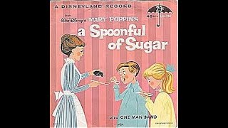 Mary Poppins | A Spoonful of Sugar | Cover by nicki-krystine