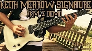 Schecter Keith Merrow KM-7 by Roxas DemonSlayer
